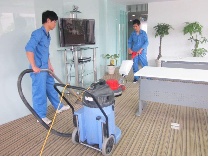 vệ sinh công nghiệp Quảng Ninh