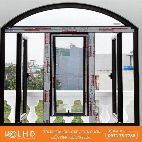 LHD cửa nhôm Xingfa Hà Nội