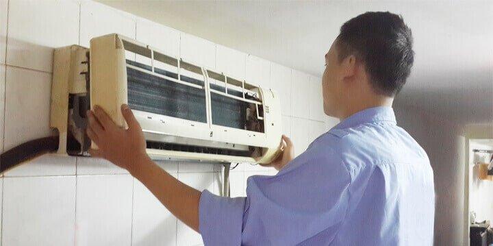 Sửa máy lạnh quận 2