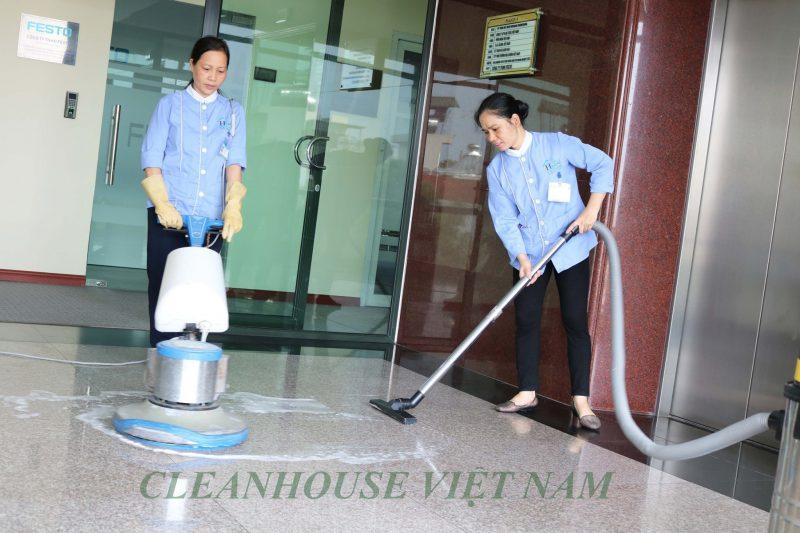 Công Ty Cleanhouse Việt Nam
