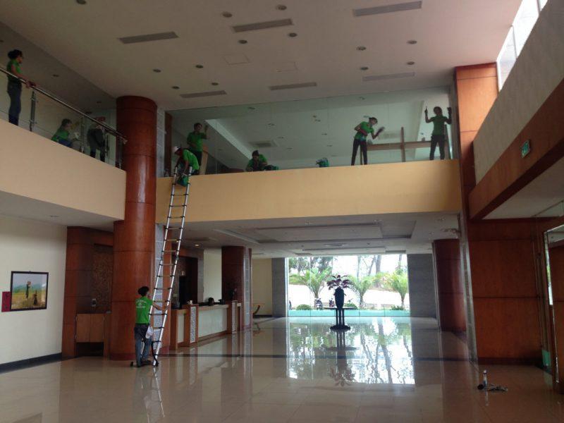 công ty TNHH cấp thoát nước môi trường xanh Quảng Ninh