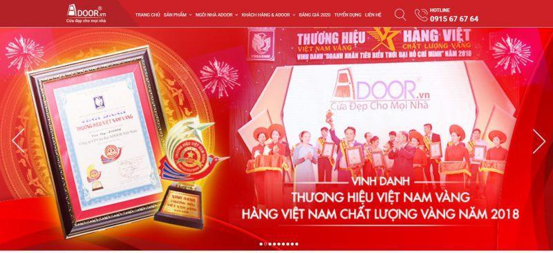 Adoor.vn- Cửa Nhôm XingFa TpHCM