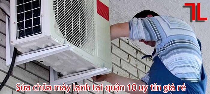 sửa chữa máy lạnh chuyên nghiệp tại Sài Gòn