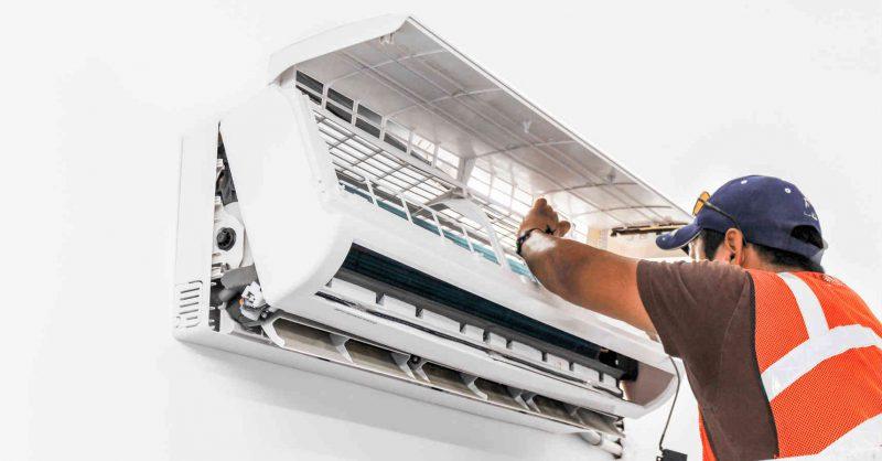 vệ sinh máy lạnh uy tín SG