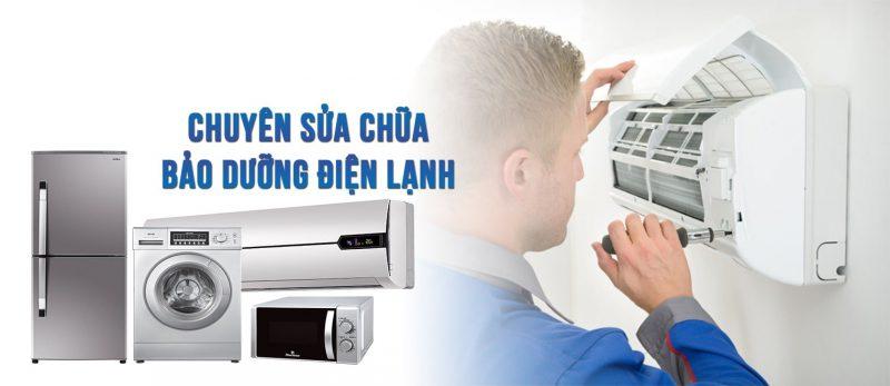 vệ sinh máy lạnh chất lượng nhất SG