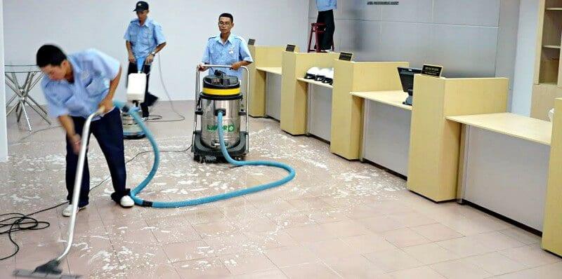 vệ sinh công nghiệp quận 1