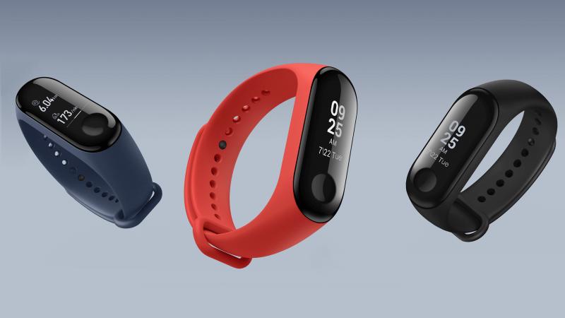 Vòng Tay Xiaomi Mi Smart Band 4 (Global Version)