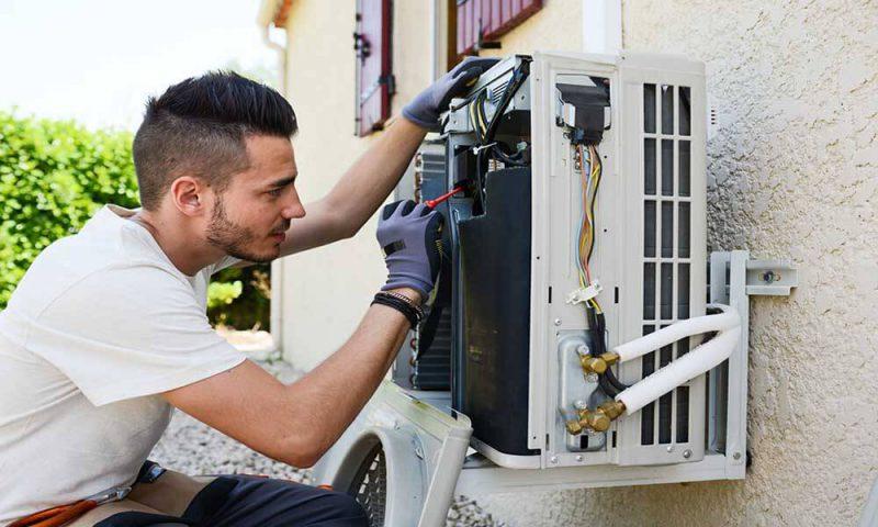 sửa chữa máy lạnh uy tín tại Sài Gòn
