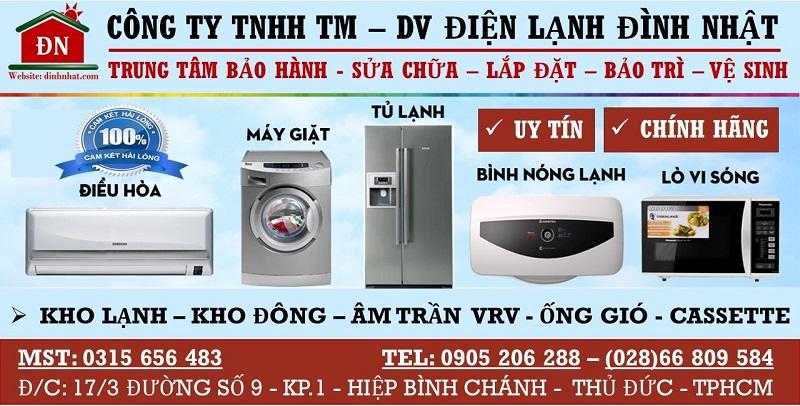 sửa chữa máy lạnh tại Sài Gòn