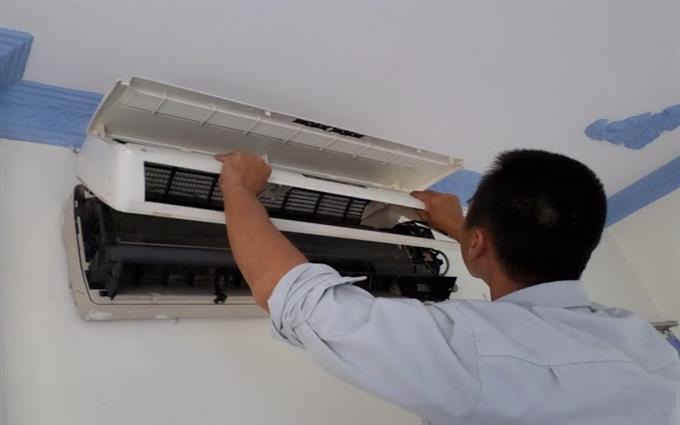 sửa chữa máy lạnh giá rẻ