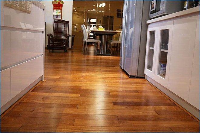 Hệ thống sàn gỗ Nam Tiến Bình Dương