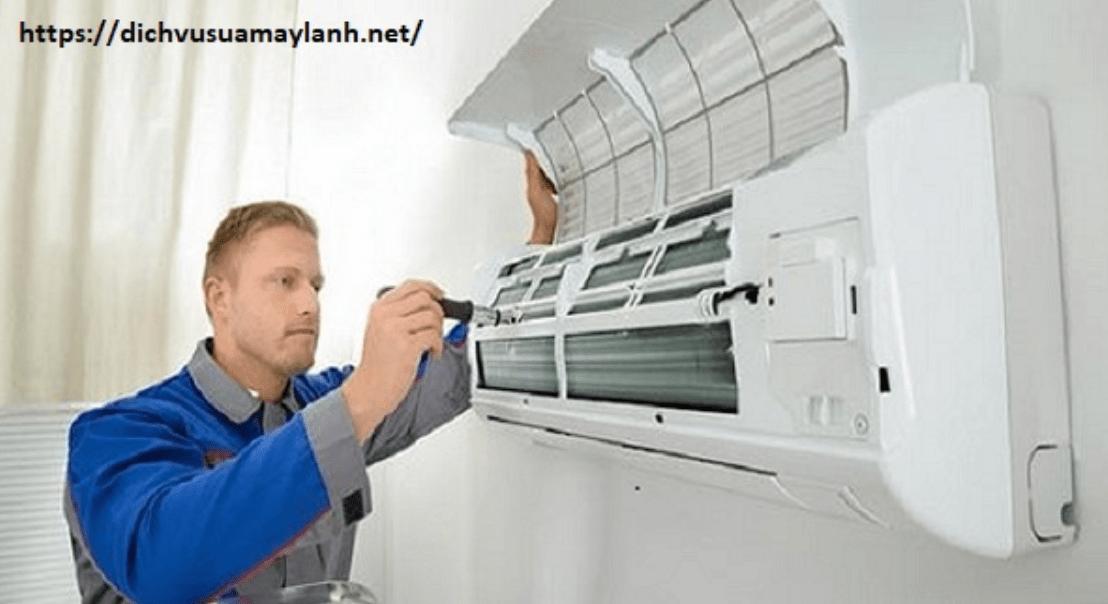 sửa máy lạnh quận 4
