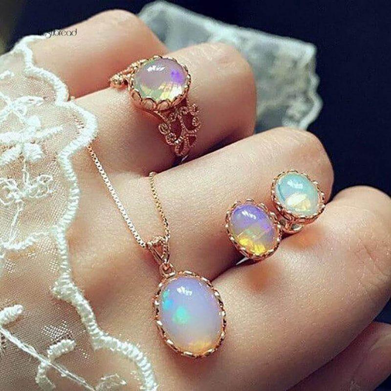 Phối Đá Giả Opal