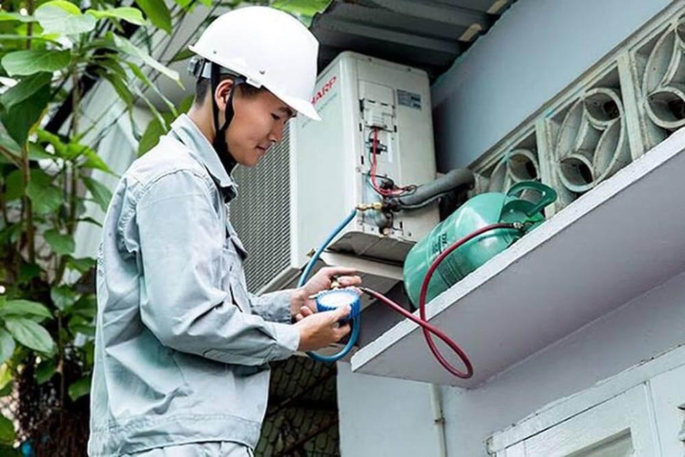 Sửa Máy Lạnh Nhanh Chóng Tại Quận 5 Hồ Chí Minh