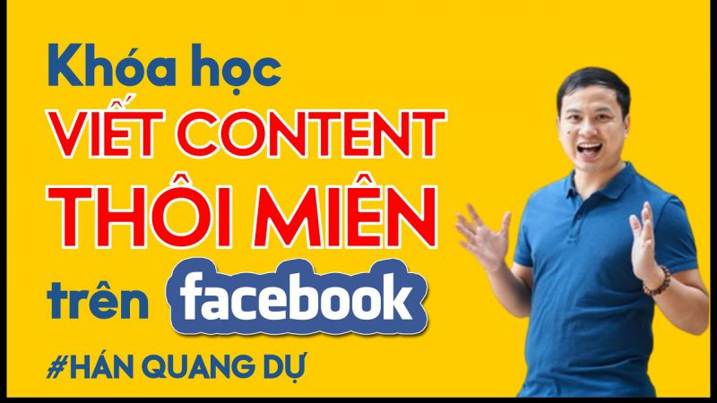 khóa học marketing facebook online