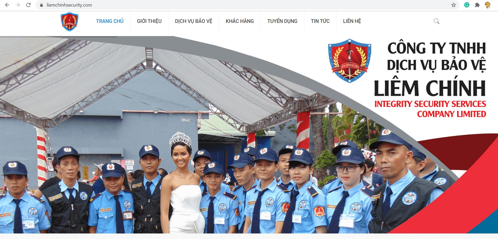 công ty bảo vệ TPHCM
