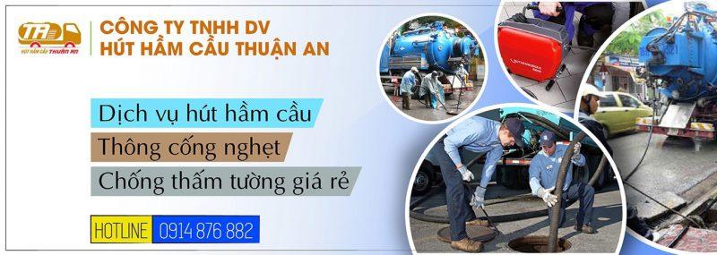 thông cống nghẹt TPHCM