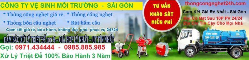 Công Ty Vệ Sinh Môi Trường Sài Gòn