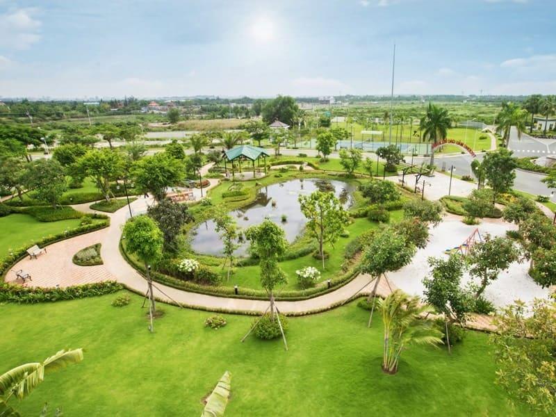 Giá thiết kế cảnh quan công viên tốt nhất trên thị trường