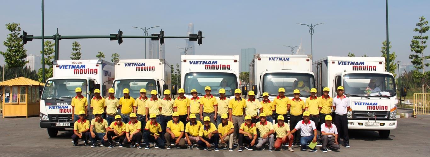 dịch vụ chuyển nhà TPHCM