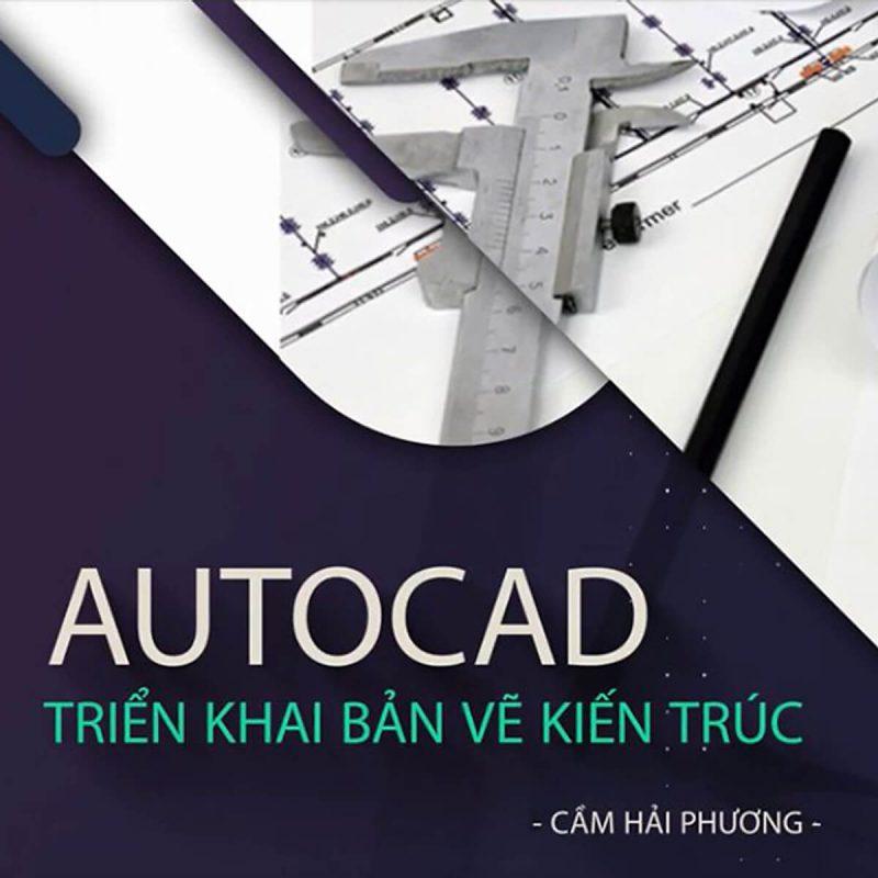 Khoá học Autocad