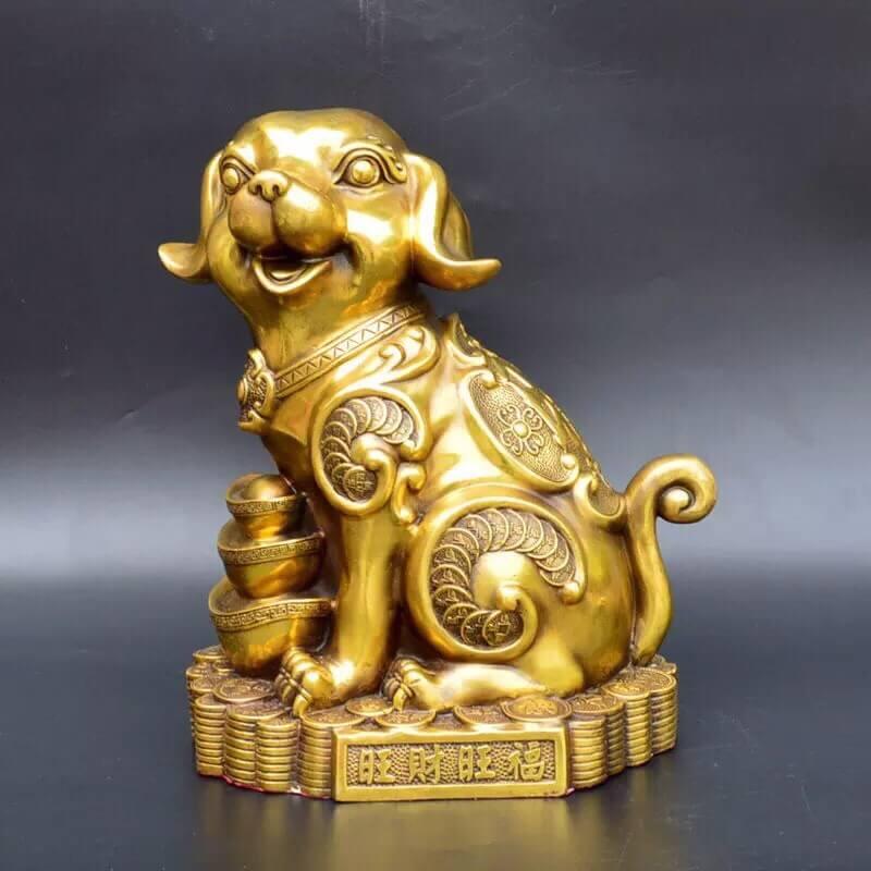 Tượng Chó Phong Thuỷ