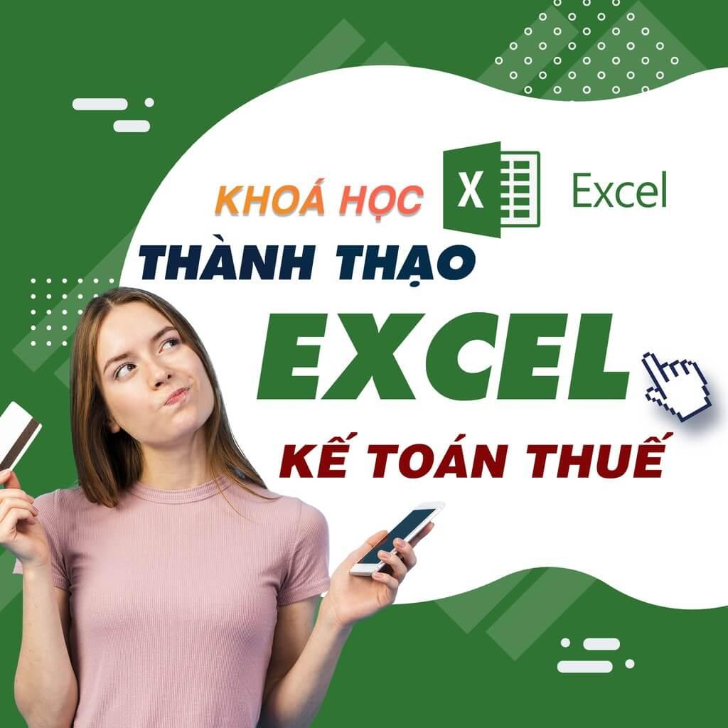 Kế toán thuế tổng hợp trên Excel
