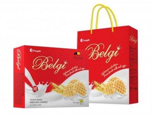 Bánh Cookies Belgi Tràng An