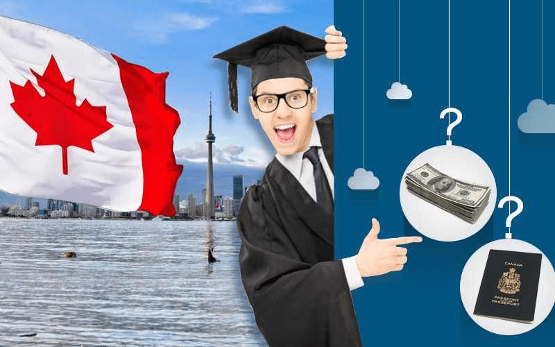 du học Canada 1 năm hết bao nhiêu tiền