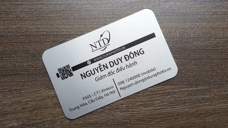 In Card Hà Nội