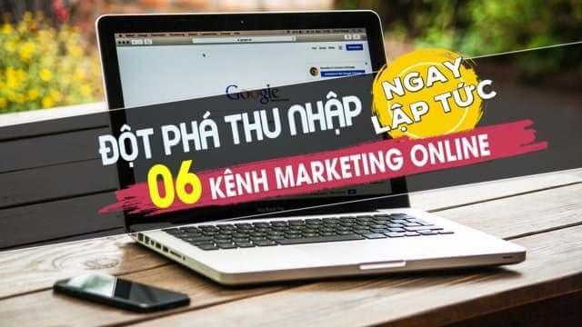 khóa học digital marketing thầy Vũ Ngọc Quyền