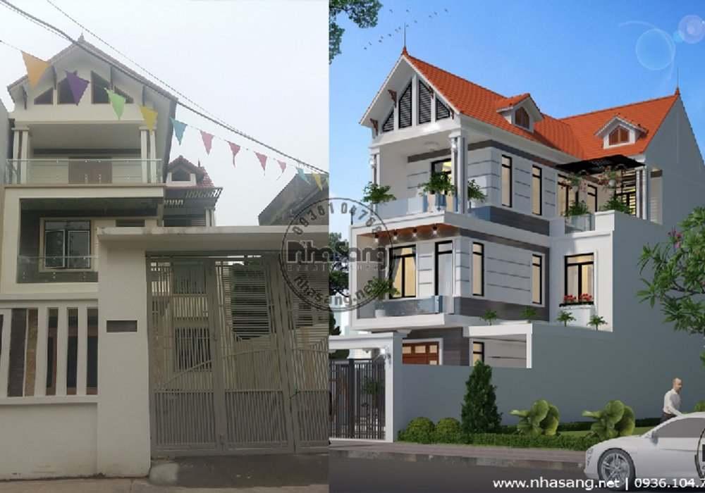 cách thiết kế nhà theo phong thủy