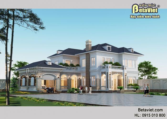 nhận thiết kế nhà theo phong thủy
