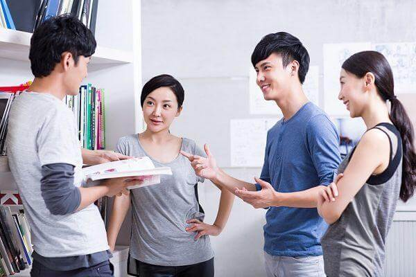 khóa học tiếng trung giao tiếp