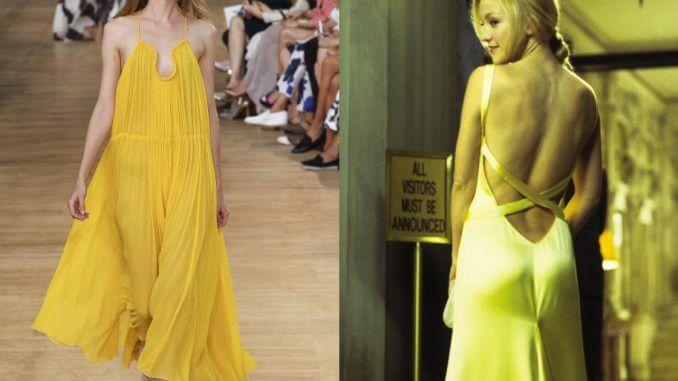 thời trang xuân hè 2021