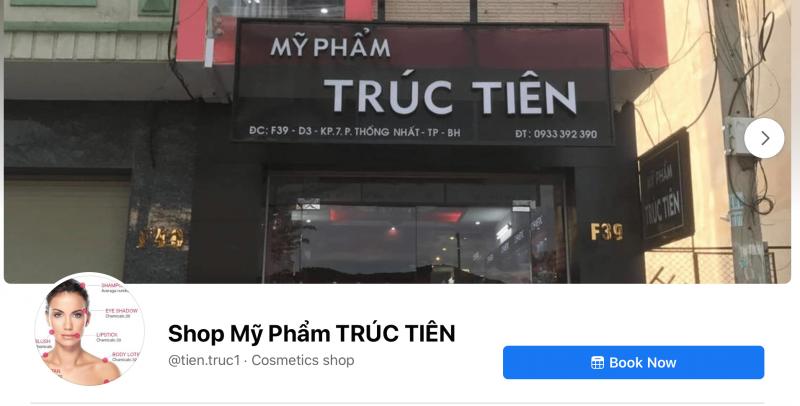 Shop Mỹ Phẩm Chính Hãng Biên Hòa