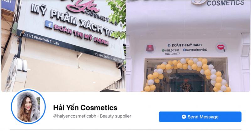 Hải Yến Cosmetics - Biên Hòa