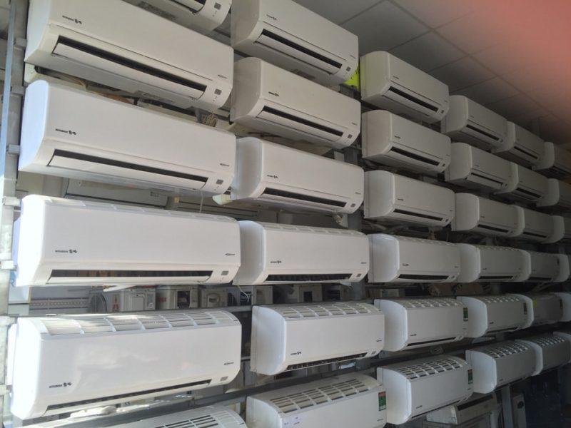 thu mua máy lạnh cũ Bình Dương