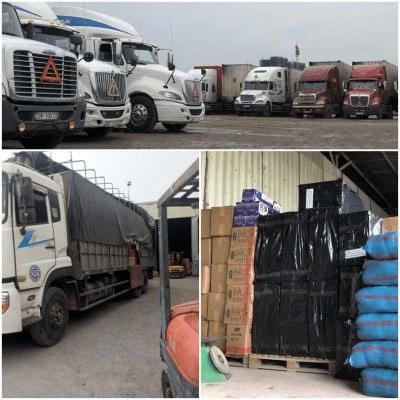 Chành xe chuyển hàng về Đồng Nai