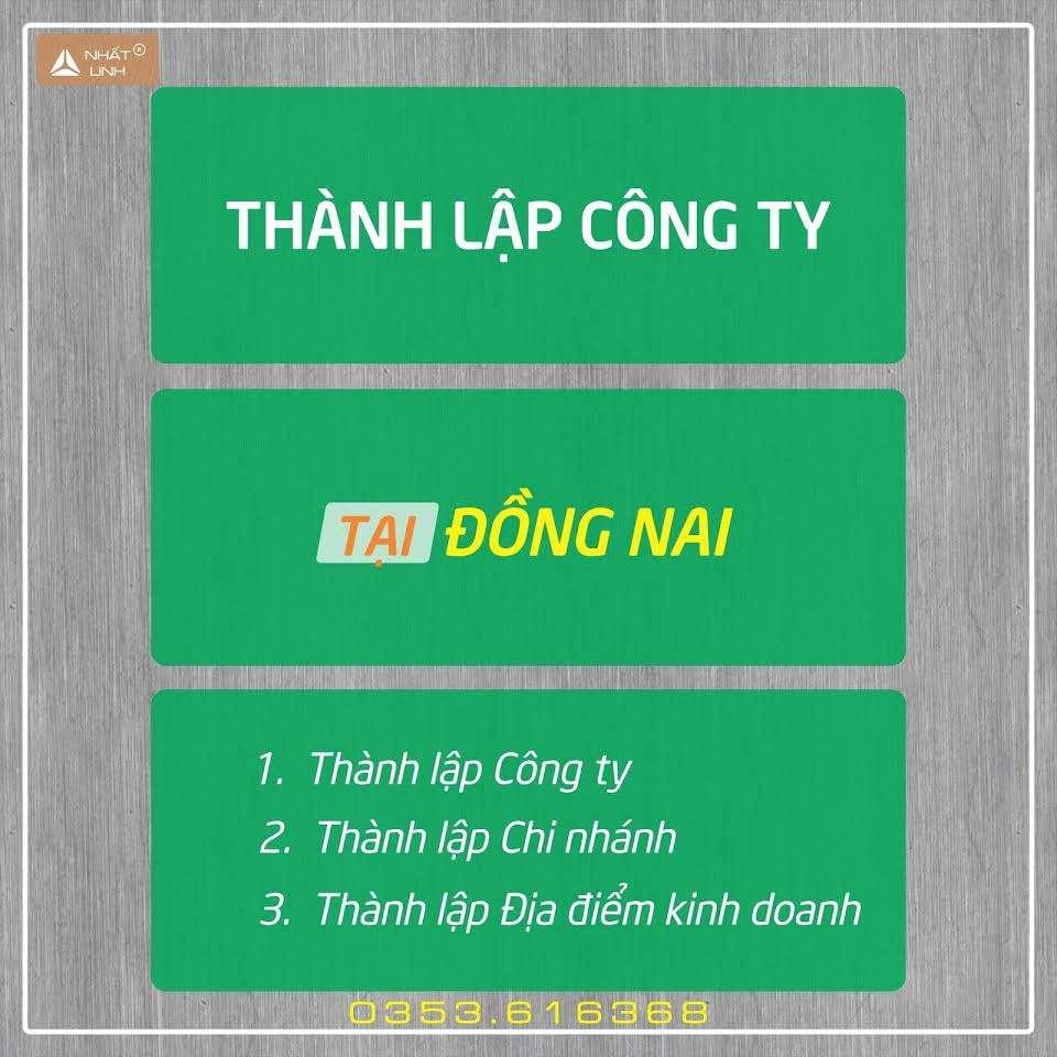 Nhất Linh Đồng Nai
