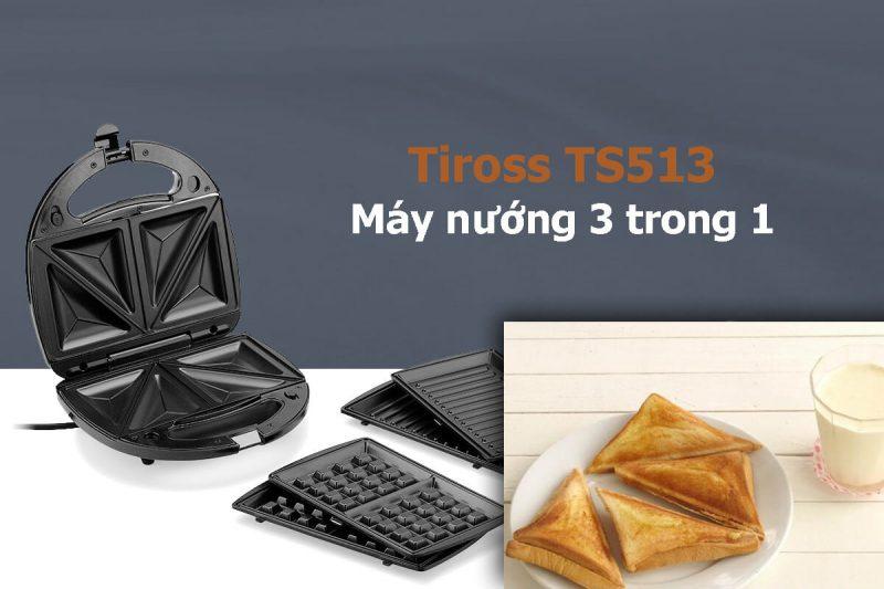 3 Trong 1 Tiross TS513