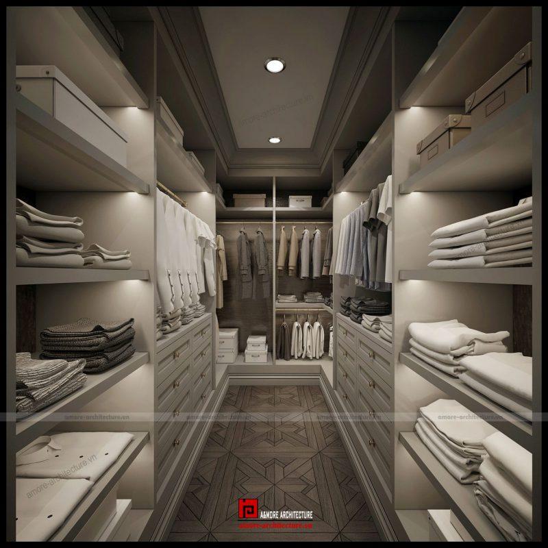 Nội Thất Phòng Ngủ Chung Cư Royal City