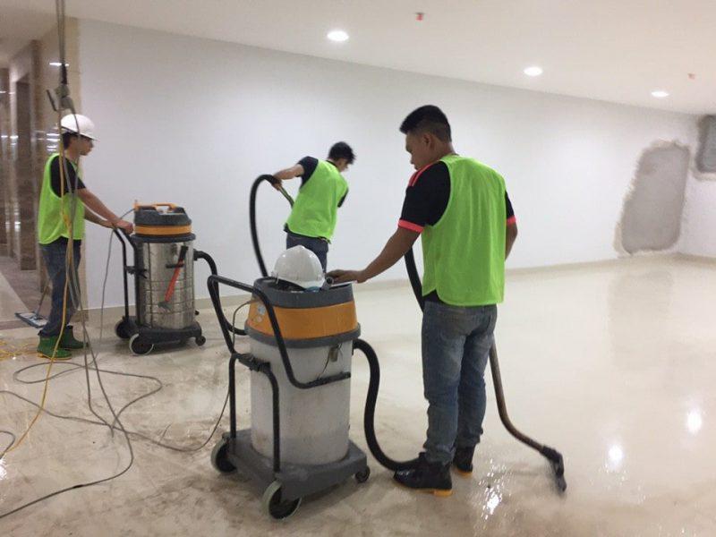 vệ sinh công nghiệp Đà Nẵng