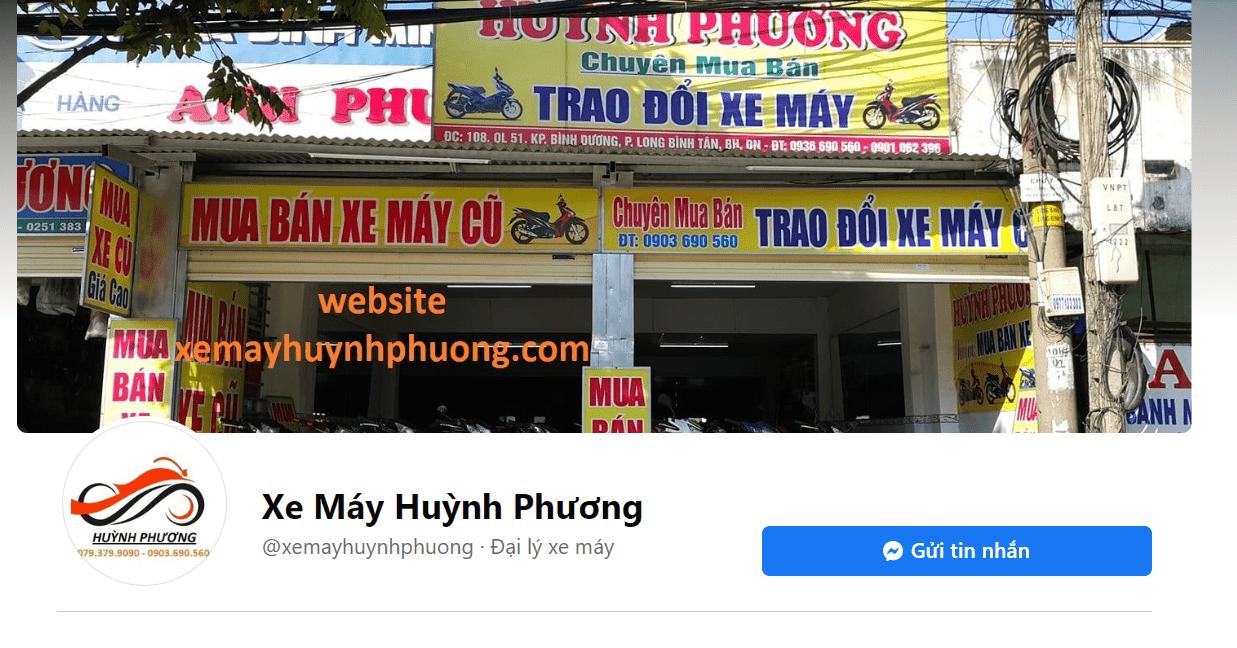 xe máy cũ Đồng Nai