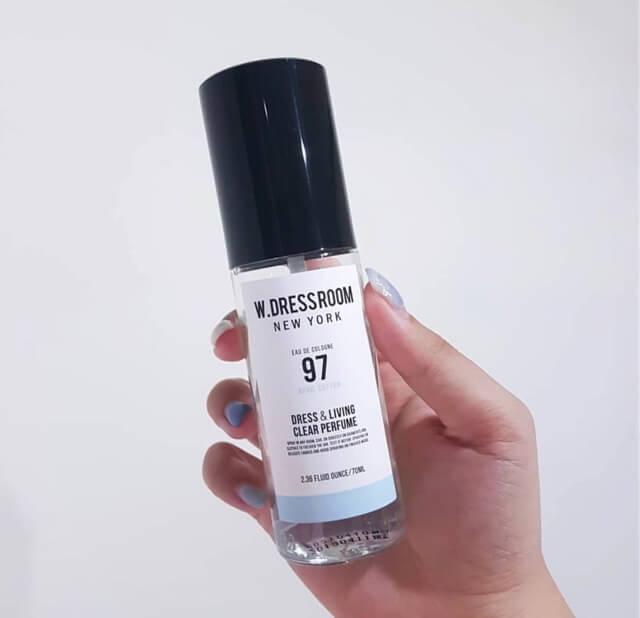 Nước Hoa BTS \ Quần Áo WDressroom Mùi 97