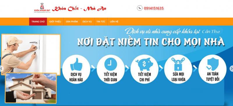 Khóa Nguyễn Khang