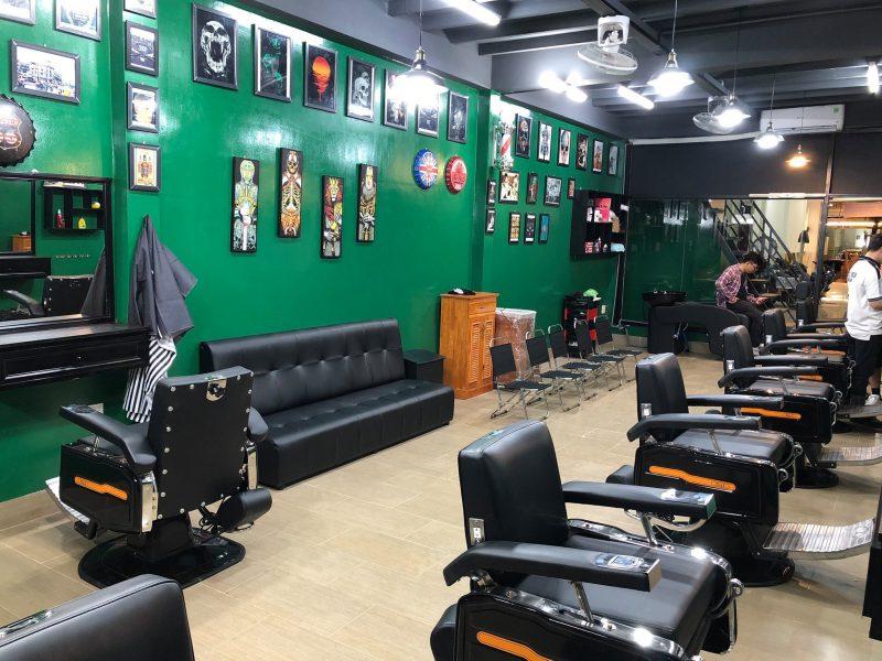 Hiếu barber Shop