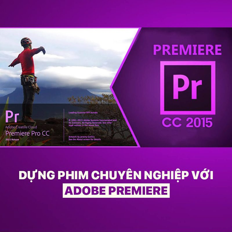 khóa học edit video online