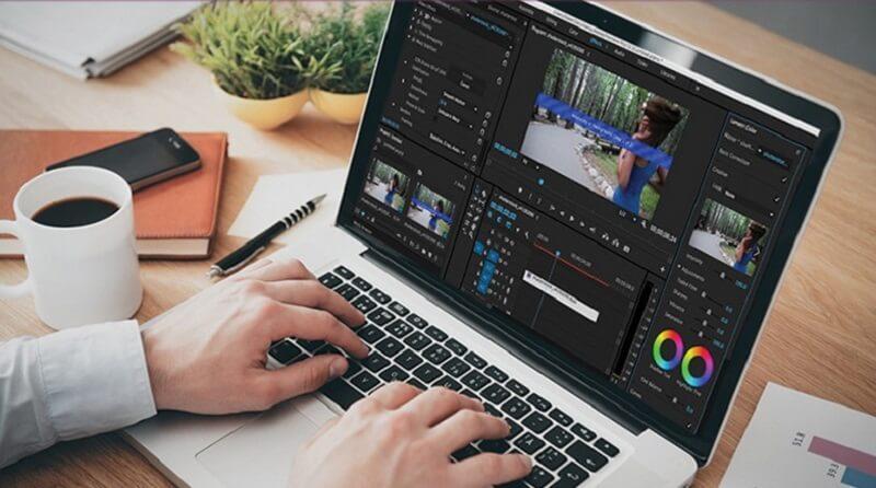 khoá học edit video online