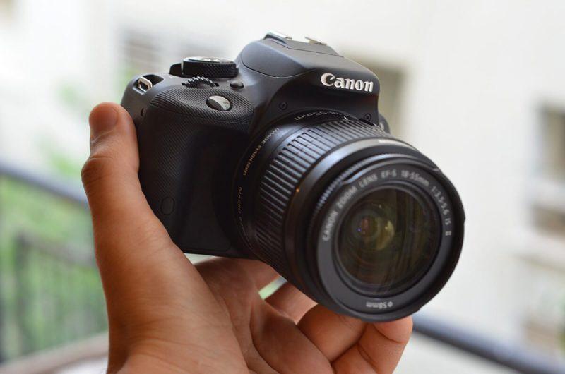 Canon Rebel SL1 (EOS 100D)